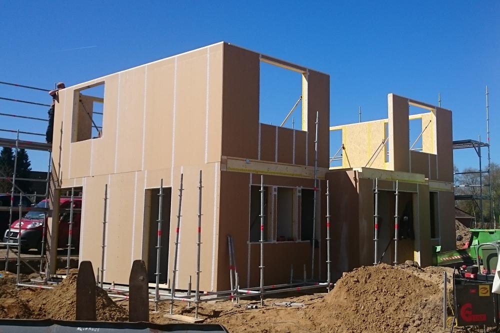 Neubau einer Stadtvilla in Selsingen